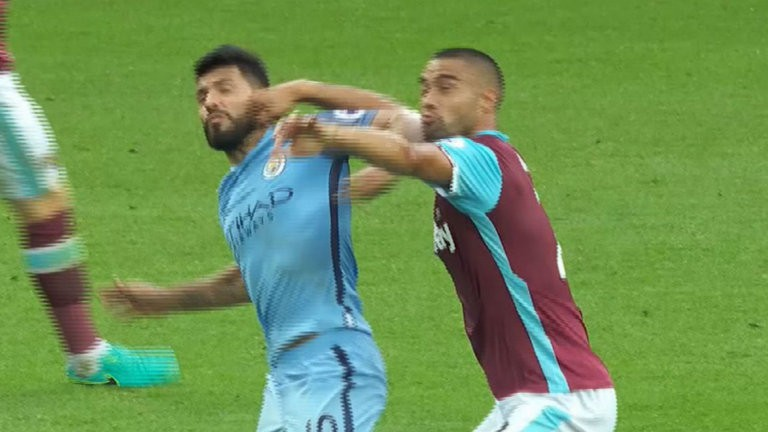 Aguero banned for derby day