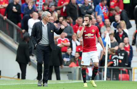 Mourinho: Mata better for United than Chelsea