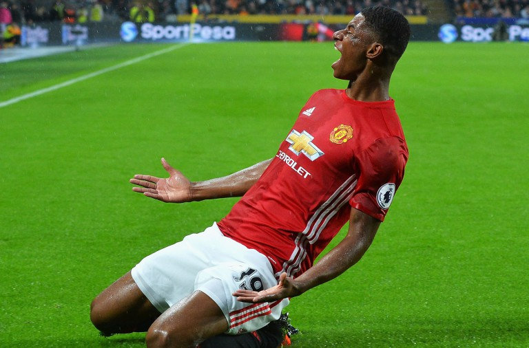 Marcus Rashford – Golden Boy?