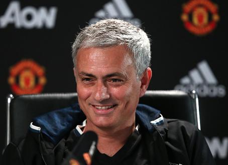 TRANSCRIPT: Mourinho's press conference on Mkhitaryan's fitness, beating City and phenomenal Carrick