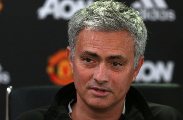 Mourinho: I'm here to bring back the style in United's DNA