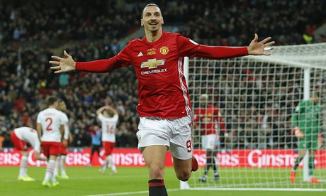 Ibra: I signed for United because my kids wanted me to