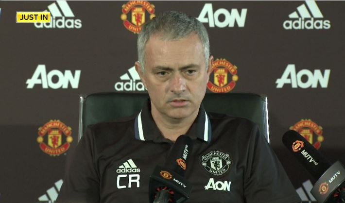 LIVE BLOG: Mourinho's League Cup final press conference