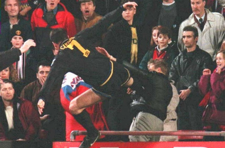 TRANSCRIPT: An Evening With Cantona Part I – Hooligans, beating Liverpool and managing United