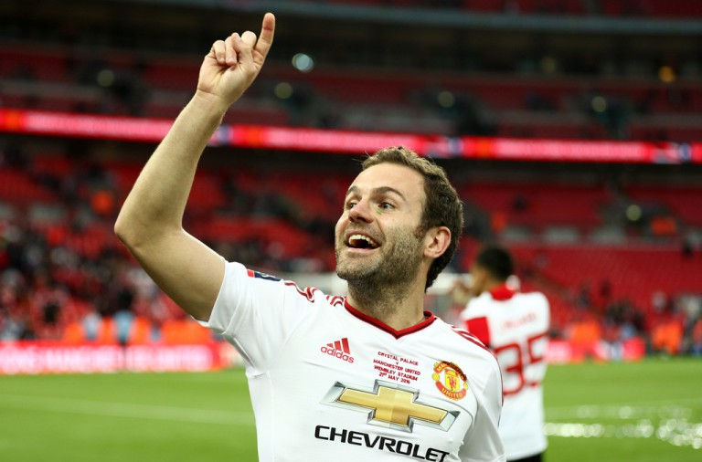 Mata WILL play in final despite not travelling with the squad
