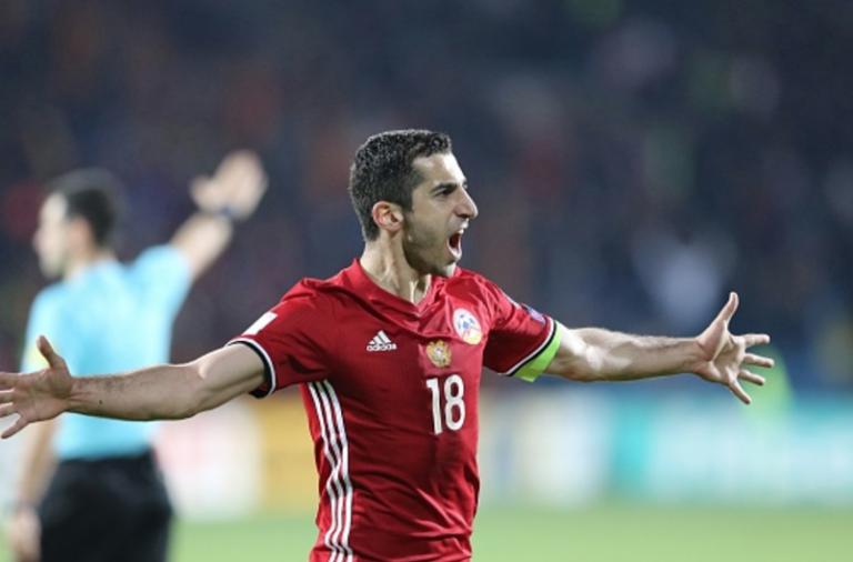VIDEO: Mkhitaryan scores in Armenia win