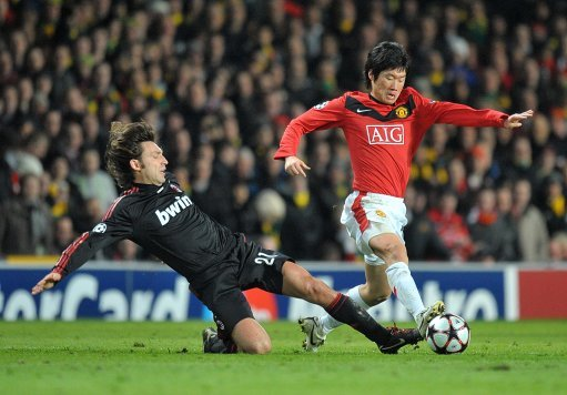 Park: Fergie made me his big game player