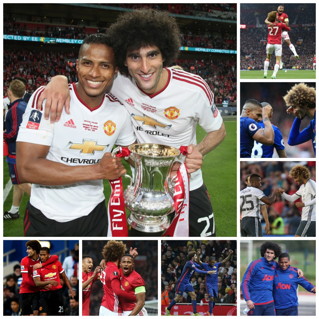 Fellaini Valencia