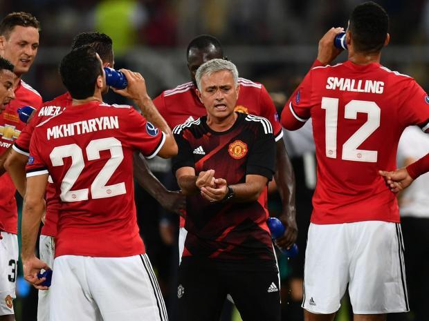 Image result for Mourinho players