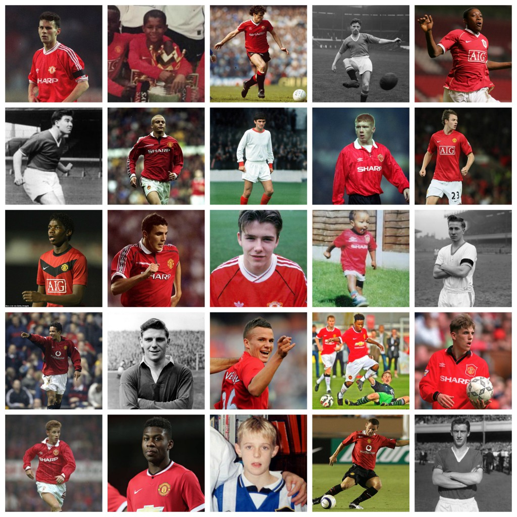 United youth 80 years