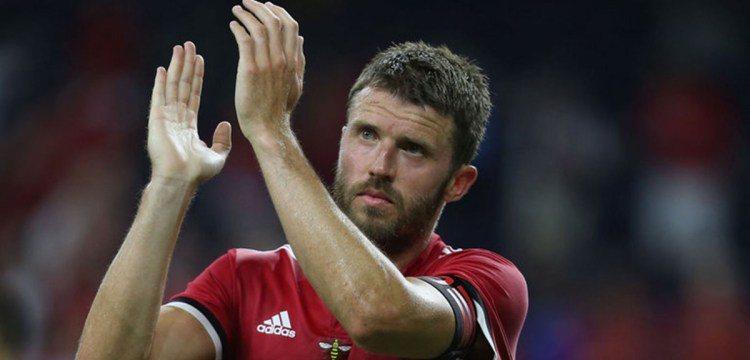 Carrick reveals heart condition has kept him out of the team