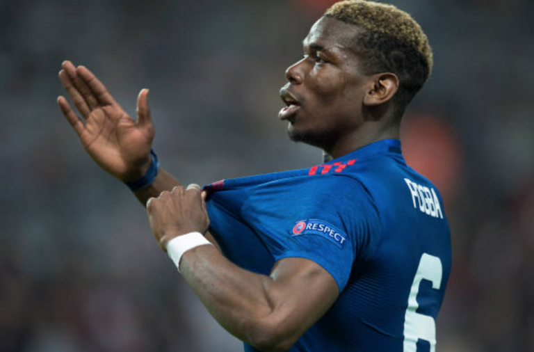 Pogba: My heart told me to turn down Real Madrid for United