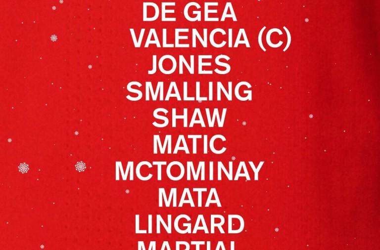 CONFIRMED LINE-UP: United vs Bournemouth