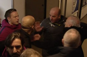 pep-guardiola-and-wigan-boss-paul-cook-in-fiery-tunnel-clash-after-fabian-delph-red-card-in-fa-cup-clash