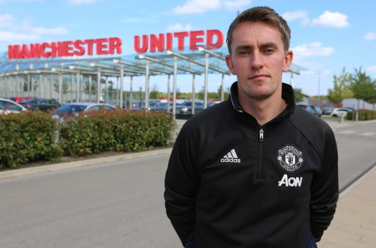 United's successful youth coach promoted to Mourinho's back room staff