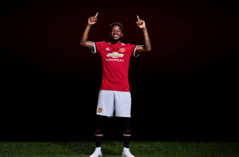 VIDEO: Fred's first United interview