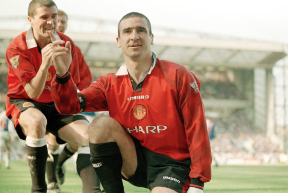 The Butterfly Effect – Eric Cantona
