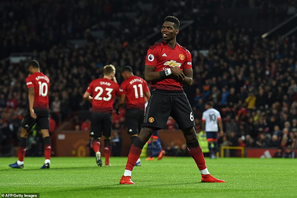 Man United 4 – 1 Bournemouth  What We Learned df3906003