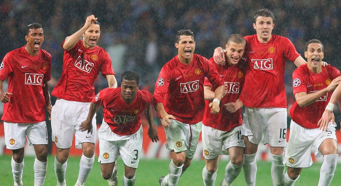 2018 V 2008 Would Any Player Get Into The Champions League Winning Side
