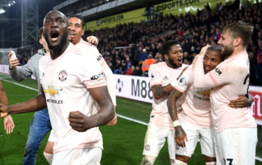 88ef79c21bb Crystal Palace 1-3 Man United  What We Learned