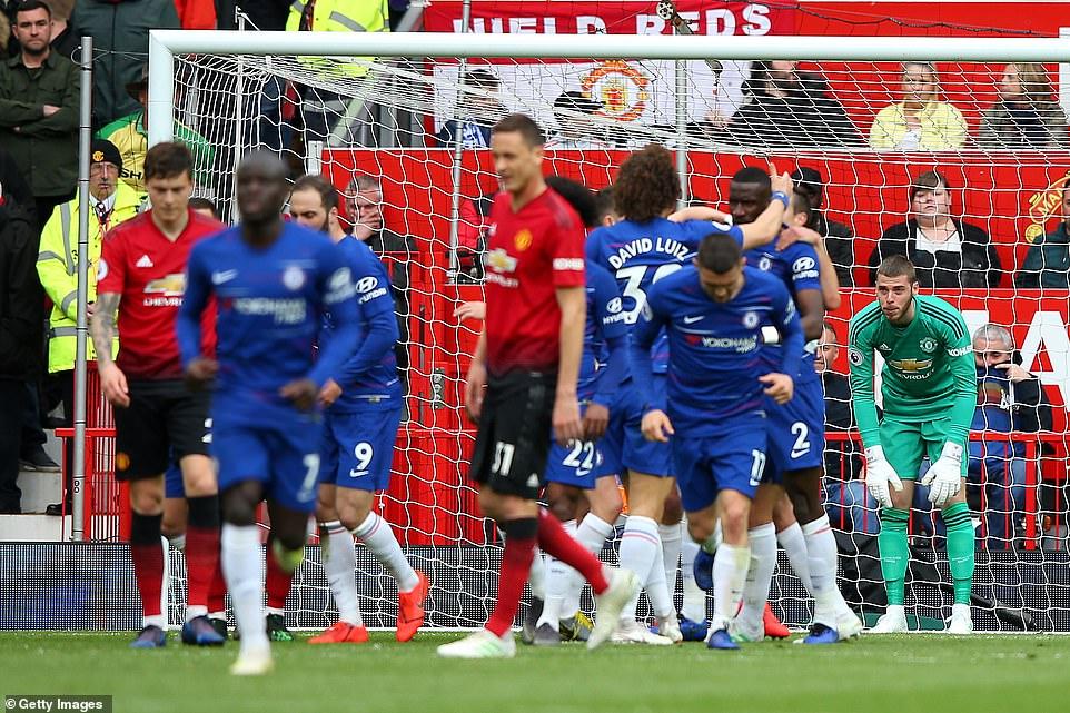 513213fbcb5 Man United 1-1 Chelsea  The Talking Points
