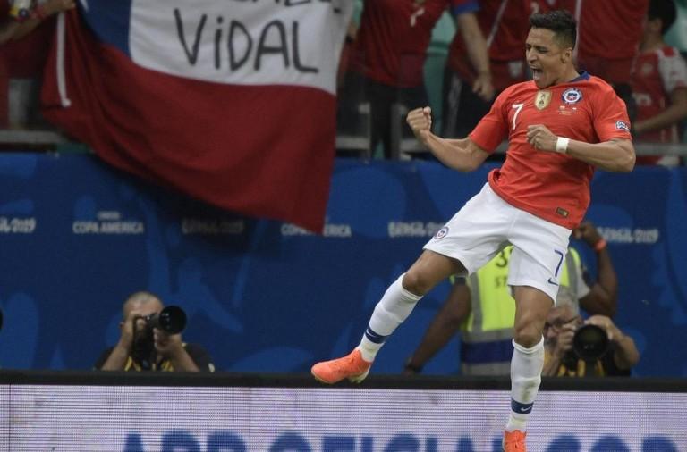 VIDEO: Sanchez scores winner for Chile