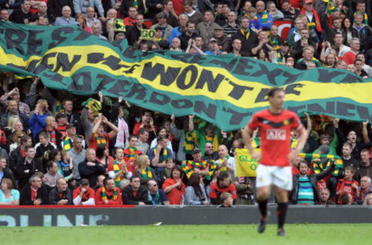 Neville gets it wrong about anti-Glazer protests