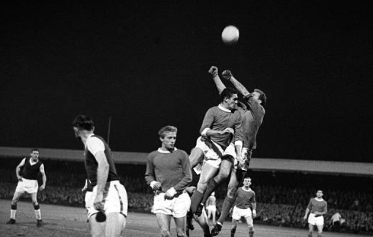 The Eyes Have it: Remembering Harry Gregg