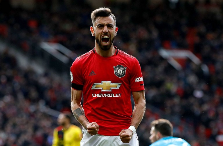 How Bruno Fernandes was primed to succeed at Manchester United