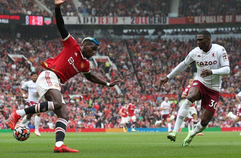 Man Utd 0-1 Aston Villa: Old Trafford rocked by Hause